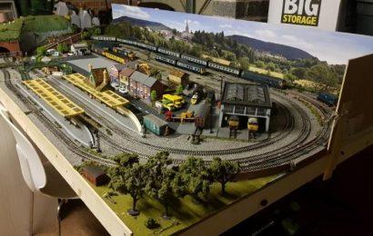 Full steam ahead for UK model railway buffs, despite coronavirus