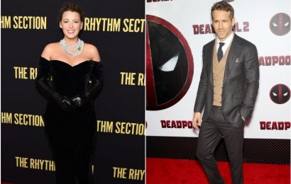 Ryan Reynolds and Blake Lively donate US$1m to US and Canada food non-profit organisations