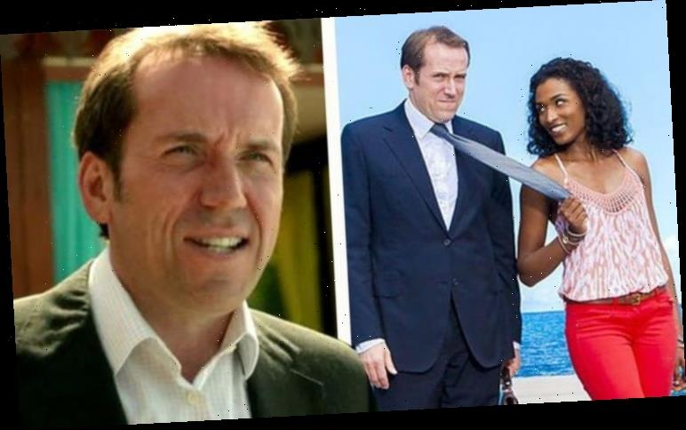 Death in Paradise's Ben Miller hits out at BBC show critics 'It's not drama it's comedy!'
