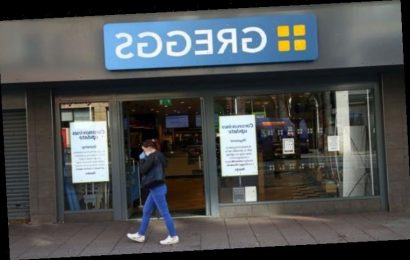 Greggs to reopen certain stores to test coronavirus social distancing measures