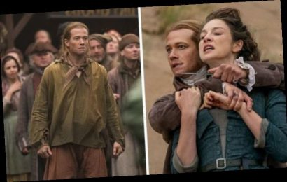 Outlander: Why did Stephen Bonnet star Ed Speelers really leave series? 'A bit premature'