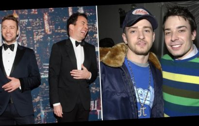 20 Times Jimmy Fallon and Justin Timberlake's Quirky Friendship Brightened Our Day