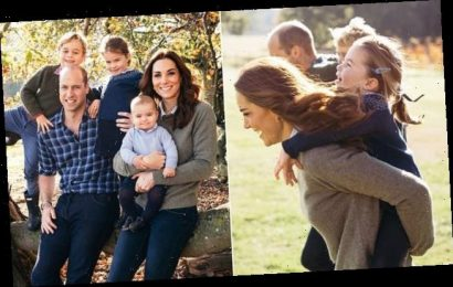Royal photographer gives insight into snapping  Cambridges at home