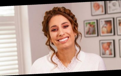 Stacey Solomon shares pressure washer hack that 'changed her life' and saved hours