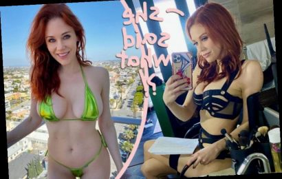 <i>Boy Meets World</i> Actress Turned Porn Star Maitland Ward Sued By Ex-Lover & Co-Star!