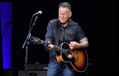 Hear Bruce Springsteen Perform 'Where the Bands Are' From New 2012 Live Album
