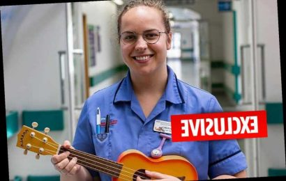 Frontline NHS nurse wows Britain's Got Talent judges with original song about saving lives – The Sun
