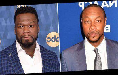 Actor Dorian Missick Says 'For Life' Executive Producer 50 Cent Has the Best Stories'