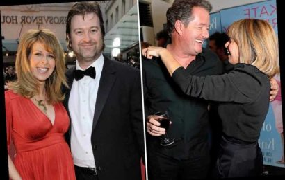 Piers Morgan sends support to GMB co-star Kate Garraway after her husband is rushed to intensive care with coronavirus – The Sun