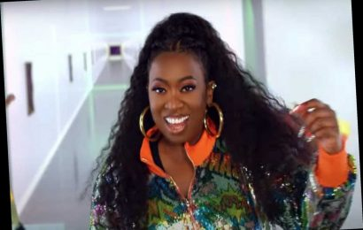 Missy Elliott Transforms into Vibrant Museum Art in New 'Cool Off' Video
