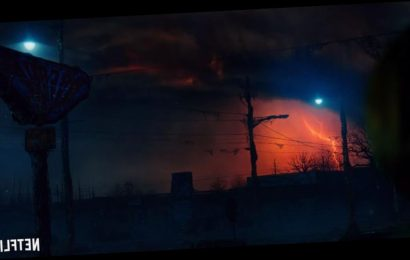 Stranger Things fans call out plot holes with the Upside Down, confused by who built cars and buildings in the dimension – The Sun