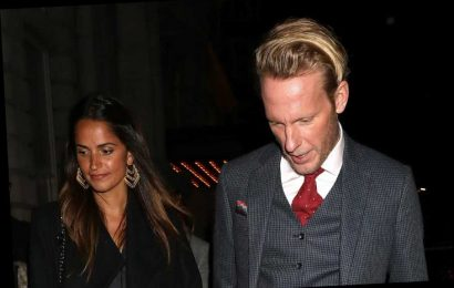 Laurence Fox finds love again with photographer who he met just after his controversial Question Time appearance – The Sun