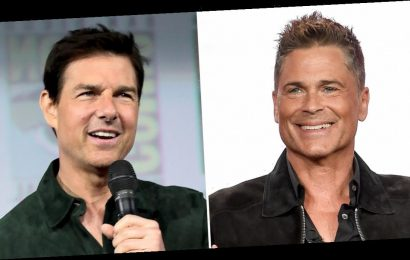 Rob Lowe: Tom Cruise Went 'Ballistic' When We Shared a Hotel Room