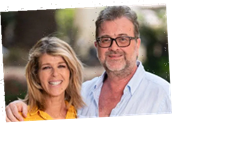 Kate Garraway shares heartfelt clap for carers video as husband Derek fights coronavirus in intensive care – The Sun