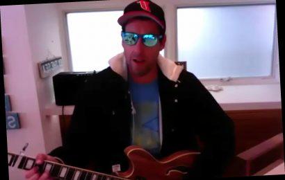 Adam Sandler sings uplifting 'Quarantine Song' on Jimmy Fallon's show
