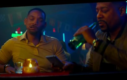 The 'Bad Boys For Life' Gag Reel is Mostly Will Smith Goofing Around
