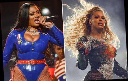 Beyoncé Flexes on Remix of Megan Thee Stallion's 'Savage'