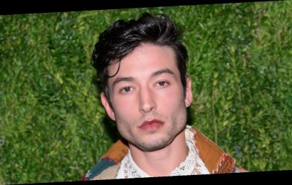 Ezra Miller Appears to Choke Female Fan & Throw Her to Ground in Viral Video