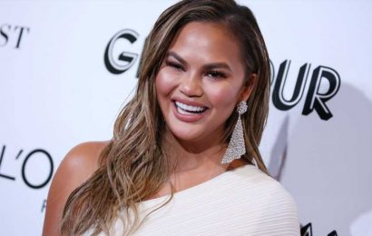 These Photos of Chrissy Teigen & Luna Are Too Cute