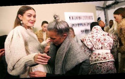 Gigi Hadid Gets Adorable 'Bump' Pat Backstage At Isabel Marant Show: See Sweet Pic