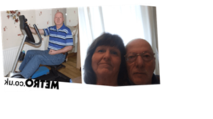 My Quarantine Routine: Graham, a 62-year-old stroke survivor
