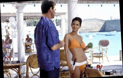 Halle Berry Says Pierce Brosnan Saved Her from Choking on Die Another Day: 'Bond Knows How to Heimlich'