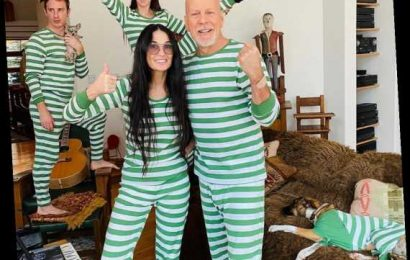 Bruce Willis and Ex Demi Moore 'Have Been Best Friends for Years' as They Quarantine Together