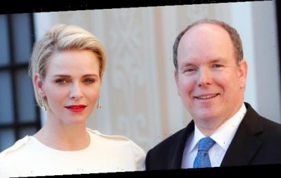 Princess Charlene Shared the First Picture of Her Twins Since Prince Albert's Self-Quarantine
