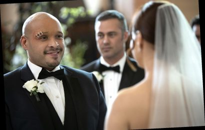 A Chicago Fire Wedding! See All the Photos from Joe Cruz's Emotional 'I Dos'