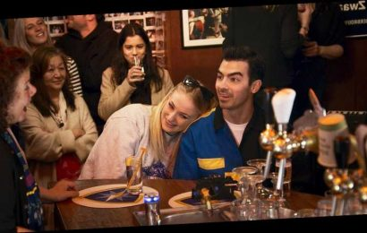 Joe Jonas and Sophie Turner's Most Adorable Social Media Moments