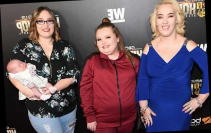 Pumpkin Shannon Says She Wants to 'Slap' Mama June 'in the Face' on Family Crisis
