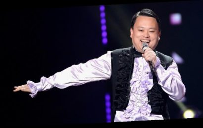 This is William Hung's biggest failure in life