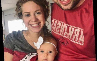 John David Duggar and Abbie Burnett Treat Fans to Photo of 3-Month-Old Grace