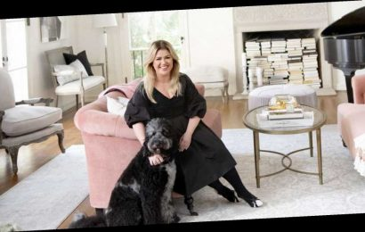 Kelly Clarkson's Wayfair Home Line Is Here