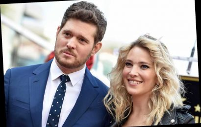 Michael Bublé's wife Luisana Lopilato defends him following controversial video