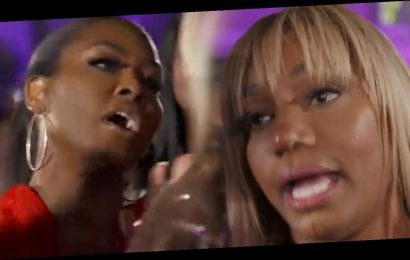 RHOA Recap: NeNe and Kenya Interrupt Kandi's Baby Shower With Nasty Confrontation