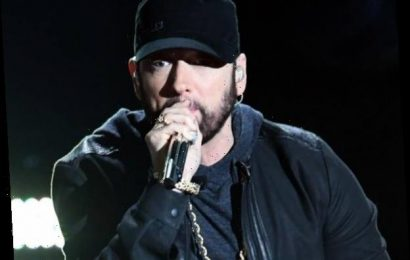 Here's What Happened When Eminem Discovered a Home Intruder
