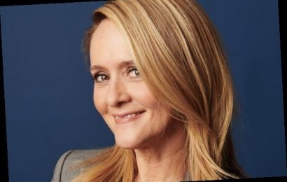 Samantha Bee Opened Up On Filming Her Show From Her Backyard Amid The Coronavirus