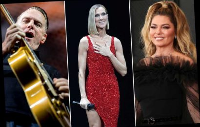 Celine Dion, Shania Twain, Bryan Adams Tapped for COVID-19 TV Special