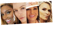 The Real Housewives of Instagram RANKED: Which Star is Most Popular?