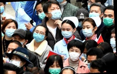 Thousands Of People Crowded Public Spaces After Chinese Cities Ended Their Coronavirus Quarantines