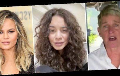 Ellen Degeneres, Vanessa Hudgens, Chrissy Teigen & more stars that were slammed by fans during the coronavirus pandemic – The Sun