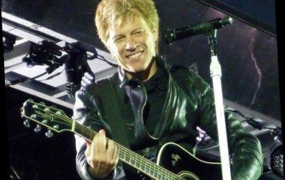 Bon Jovi Drop New Version Of 'Unbroken' Featuring Prince Harry