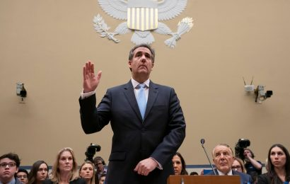 Ex-Trump attorney Michael Cohen moved to solitary confinement