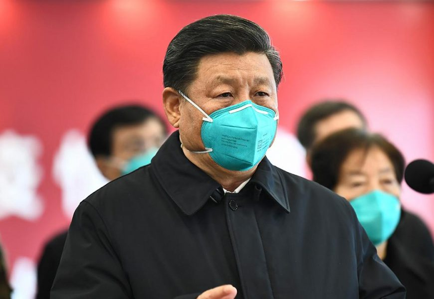 China calls coronavirus lawsuit brought by US state 'very absurd'