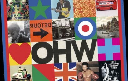 The Who Postpone U.S. Leg Of 'Moving On!' Tour