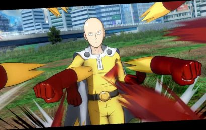 Popular Anime And Manga One-Punch Man Is Getting A Live-Action Movie