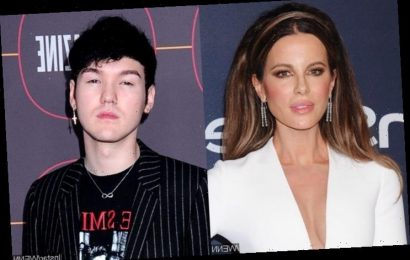 Kate Beckinsale Cozies Up to New Toyboy One Year Older Than Her Daughter