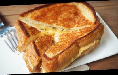 Disney's Grilled Cheese Recipe Is Exactly the Comfort Food You Need Right Now