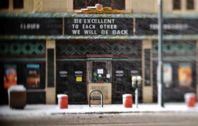 PHOTOS: Denver stays home — views of a shuttered city